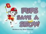 Pups Save a Show