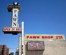 Pawnshopfront