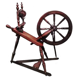 antique spinning wheel pawn stars the game wiki. Black Bedroom Furniture Sets. Home Design Ideas