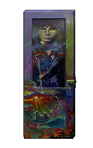 Jim Morrisonu0027s Painted Door.png  sc 1 st  Pawn Stars The Game Wiki - Fandom & Image - Jim Morrisonu0027s Painted Door.png | Pawn Stars: The Game Wiki ...
