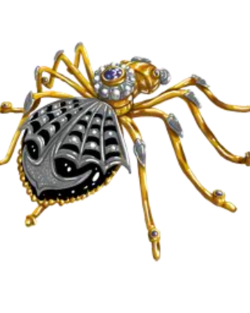 Black Widow Brooch By Faberge Pawn Stars The Game Wiki