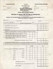 Federal Tax Form   1913 Inaugural Federal Tax Form Pawn Stars The Game Wiki Fandom