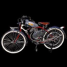 1947 Schwinn Whizzer Motorcycle Bike Pawn Stars The Game Wiki Fandom