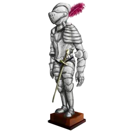 Miniature Suit Of Armor