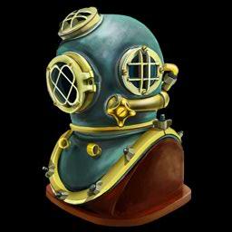 File:Antique Diving Helmet.png
