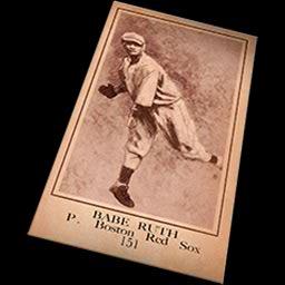 Babe Ruth Baseball Card Pawn Stars The Game Wiki Fandom Powered