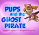 Los cachorros y el pirata fantasma