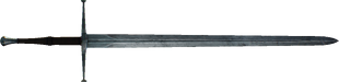 Weapon sword