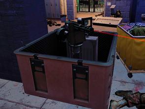 Crate Turret