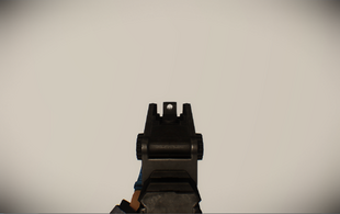 HVH ironsight