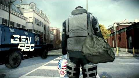 PAYDAY 2 - Teaser Trailer