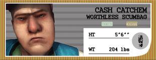Easter cash headshot