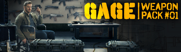 Gage Weapon Pack 01 Logo