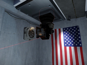 Ceiling Turret 2