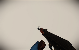 AK74 reloading
