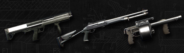 Gage shot banner weapons