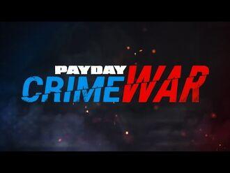 PAYDAY- Crime War – Trailer