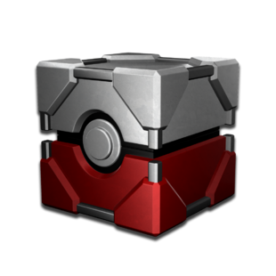 Easter character capture cube