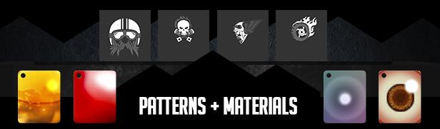 Biker-heist-patterns