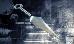 Kunai Knife preview 2