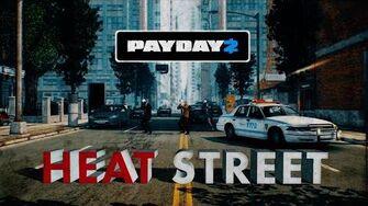 PAYDAY 2 Heat Street Trailer