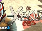 Yakuza Character Pack