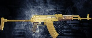 Golden (AK.762) Preview