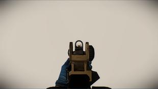 M4 ironsight