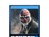 Коллекционные карточки Steam PAYDAY 2