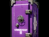 Сейф Crimefest 2