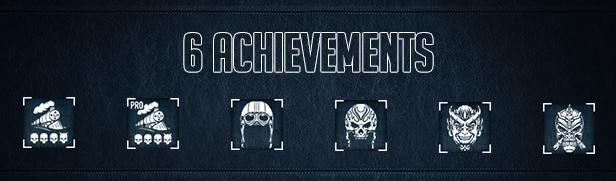 Biker-Heist-achievements