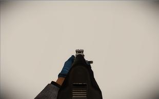 AK74 ironsight