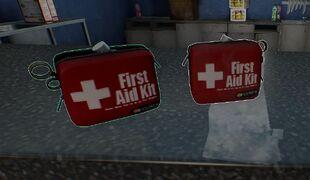 First Aid Kit ingame