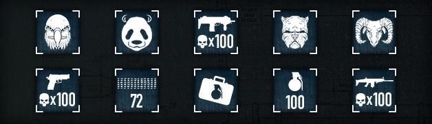 Gage Weapon Pack 01 Achievements