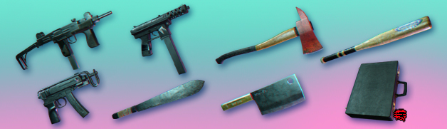 Miami banner weapons