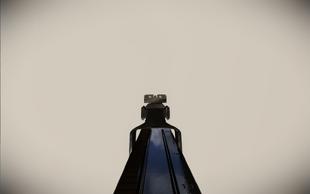 P90 ironsight