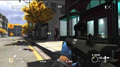 Payday 2 (Shockproof Skill Demo) HD