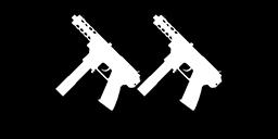 Akimbo Blaster 9mm icon