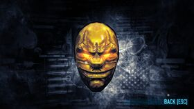 Masks (Payday 2) | Payday Wiki | FANDOM powered by Wikia