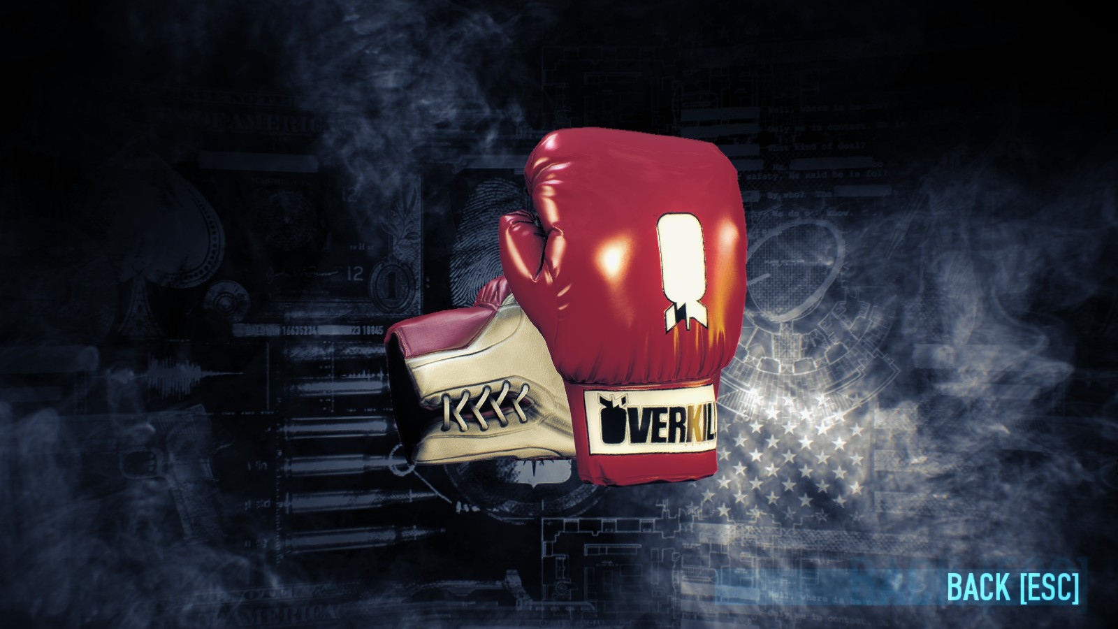 OVERKILL Boxing Gloves | Payday Wiki | FANDOM powered by Wikia