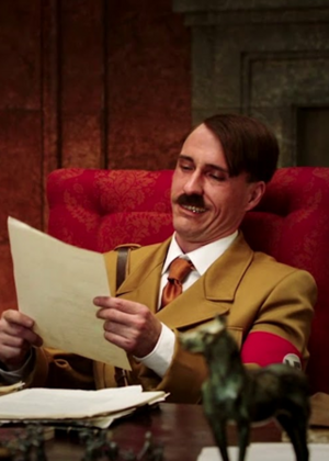 Hitler raid