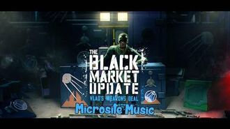 Payday 2 - The Black Market Update Microsite Music