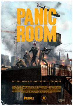 PanicRoom poster