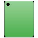 Material-plasticgreen