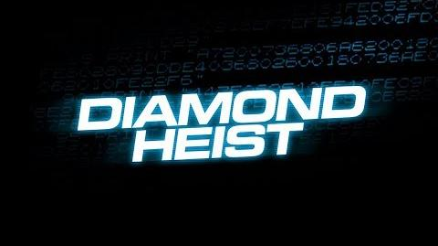 PAYDAY 2 Diamond Heist Trailer
