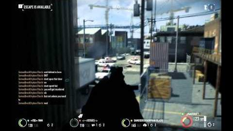 PAYDAY 2 - Watchdogs Mission (Pre-Beta)
