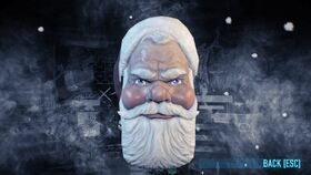 Furious Santa
