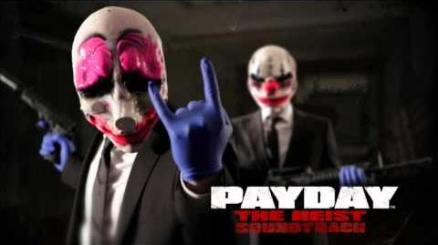 PAYDAY The Heist Soundtrack - Gun Metal Grey (First World Bank) RR