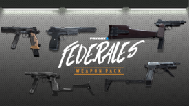 Federales Weapon Pack