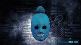 War Balaclava full color